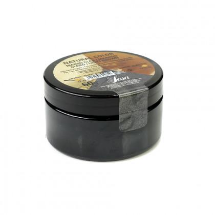 Colorante Natural Marrón Claro en Polvo Hidrosoluble (60g), Sosa