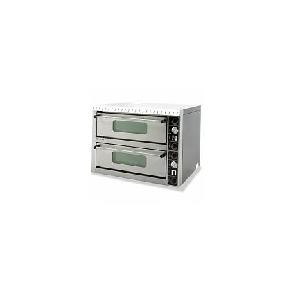 Horno pizza PL-4+4 230-400V/50-60HZ/3N