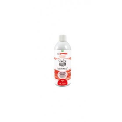 Diversos colores Spray Dolce Velluto terciopelo 400 ml, Pavoni
