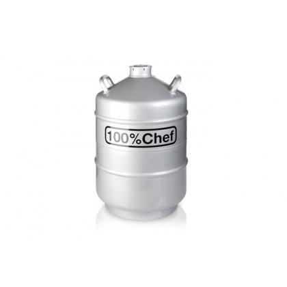 Contenedor de nitrógeno (20l), 100%Chef