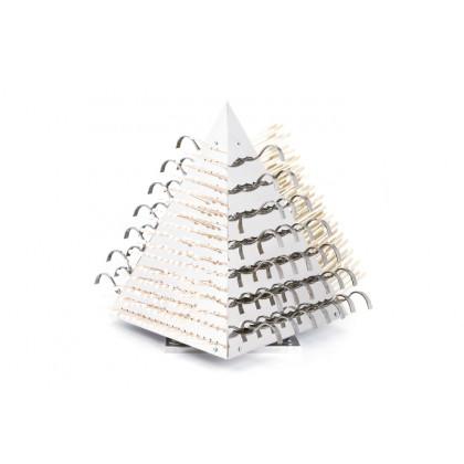 Foam (recambio) para Pirámide Expositor, 100%Chef