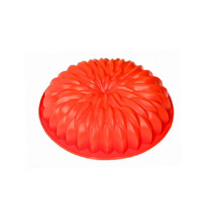 Molde de silicona FRT125 Dalia (Ø265h63mm) Formaflex Cake, Pavoni