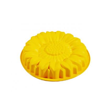 Molde de silicona FRT142 Girasol (Ø260h50mm) Formaflex Cake, Pavoni