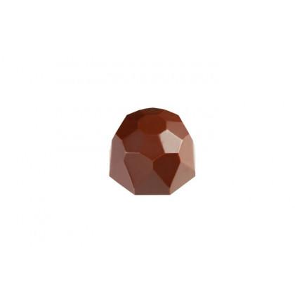 Molde de policarbonato SP1024 Ø25xh17mm (21 piezas) Tradition, Pavoni