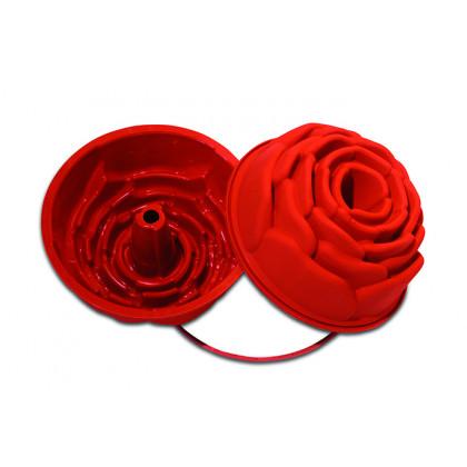 Molde de silicona SFT251 Rosa (Ø220h100mm) UniFlex, Silikomart