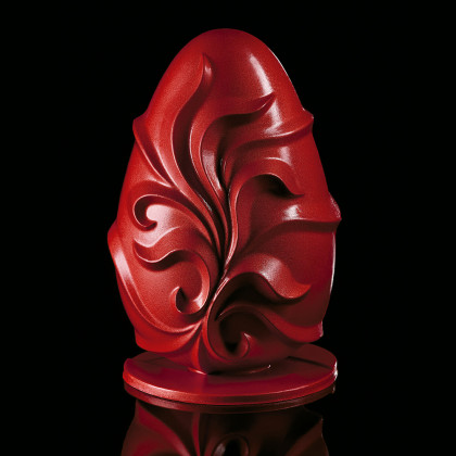 Kit KT167 Barocco (moldes para 2 figuras) Easter Egg, Pavoni