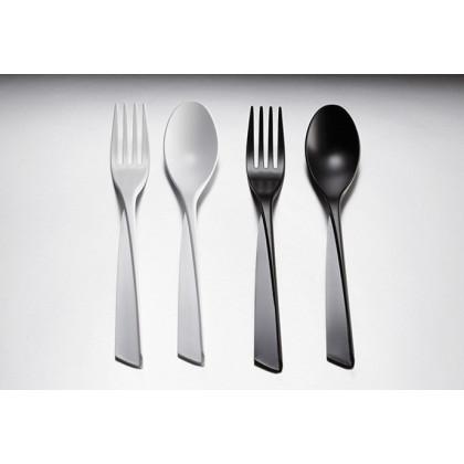 Tenedor Negro (135mm) - 125 unidades, Tast
