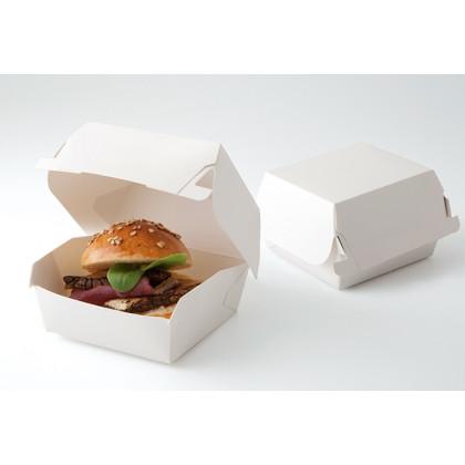 Mac Bit blanco (9x8xh5cm), 100%Chef - 100 unidades