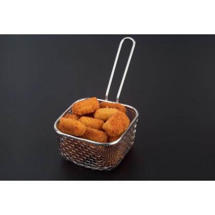 Freidora Mini (10x10x5cm), 100%Chef