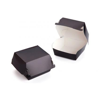 Mac Bit negro (9x8xh5cm), 100%Chef - 100 unidades