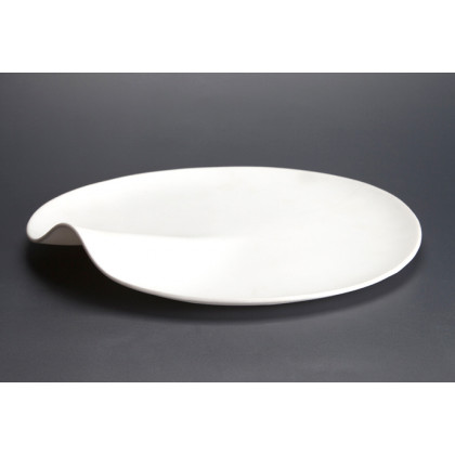 Plato Wave (Ø27x1cm), 100%Chef