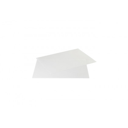 Crystal Paper XS (12x12cm) - 500 unidades, 100%Chef