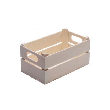 Caja fruta mini (15x9x7cm), 100%Chef - 5 unidades