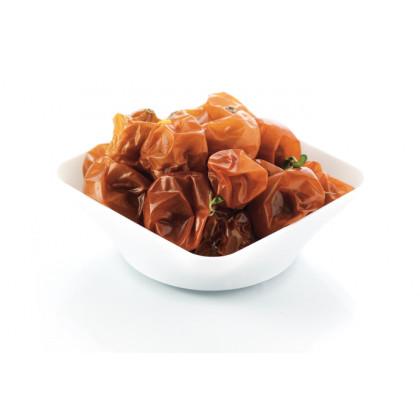 Plato mini hondo degustación Hola blanco (70ml), 100%Chef - 125 unidades