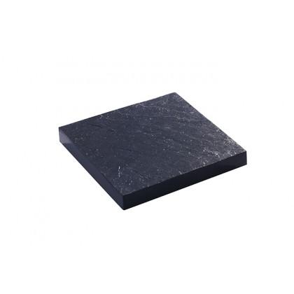Pizarra Mini Cuadrada (10x10cm), 100%Chef - 5 unidades