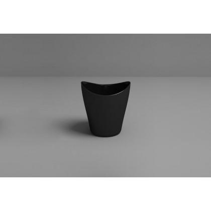 Vaso degustación Sphera negro (90ml), 100%Chef - 100 unidades