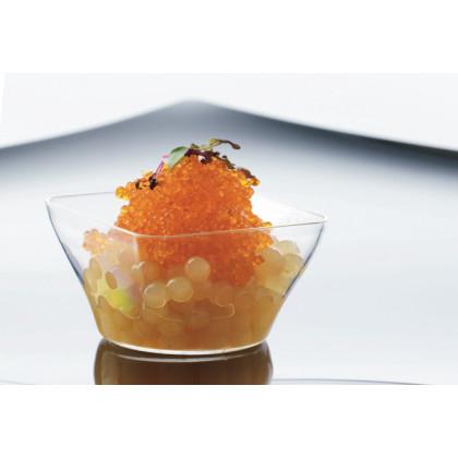 Vaso degustación Hola transparente (50ml), 100%Chef - 120 unidades