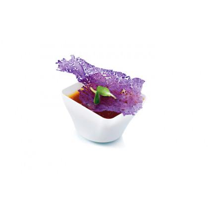 Vaso degustación Hola blanco (50ml), 100%Chef - 120 unidades