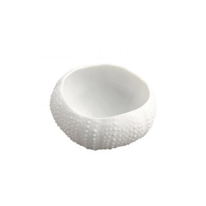Plato de porcelana Erizo XL (70ml), 100%Chef - 3 unidades