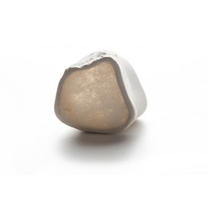 Ossobuco, soporte de porcelana (4x4x4cm), 100%Chef - 3 unidades