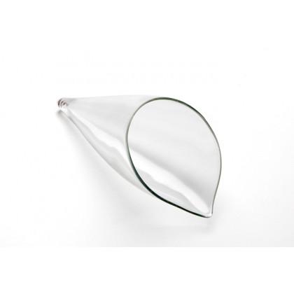 Cono Glass 75cm (6x5x12cm), 100%Chef - 6 unidades