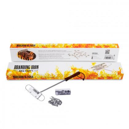 Marcador al Fuego Retail (9x4x40mm), 100%Chef