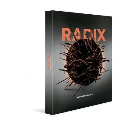 RADIX pastelería esencial, por Paco Torreblanca (Grupo Vilbo)