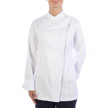 Chaqueta de Cocina Economic Woman Blanca, CSTY
