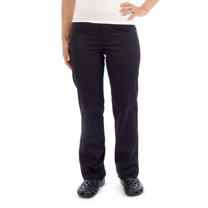 Pantalón Basic Economic Woman Negro, CSTY