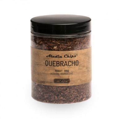 Aladin Chips Quebracho (80g), 100%Chef