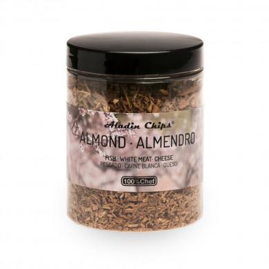 Aladin Chips Almendro (80g), 100%Chef