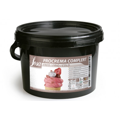 ProCrema Completo Frío (2,8kg), Sosa