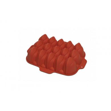 Molde de silicona FG002 Flor (232x331h83,5mm) FormaGel, Silikomart