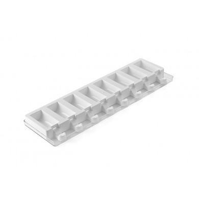 Set GEL05M Mini Chic (2 moldes + 2 bandejas + 100 sticks) SteccoFlex, Silikomart
