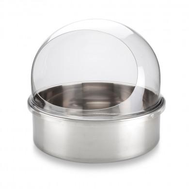 Cúpula Plástica para Super Cotton Candy (Ø50cmx40cm), 100%Chef