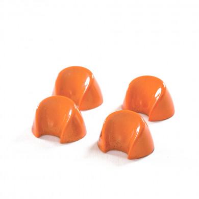 Molde de Policarbonato PC40 33x28h20mm (21 piezas) Bonbons, Pavoni