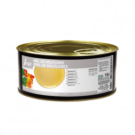 Miel Milflores Sosa (1,5kg), Sosa