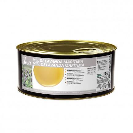 Miel de Lavanda Marítima (1,5kg), Sosa