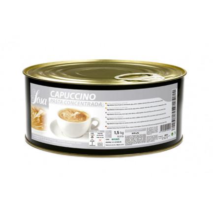 Capuccino en Pasta (1,5kg), Sosa