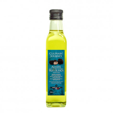Aceite con Aroma Natural de Trufa Blanca (250ml), Culinary Journey