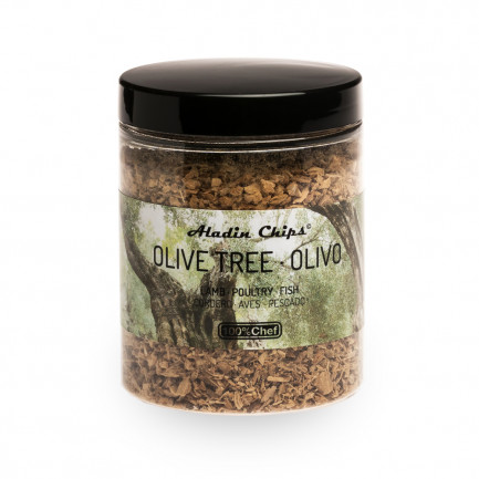 Aladin Chips Olivo (80g), 100%Chef