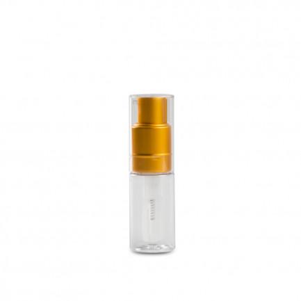 Spray para polvo cabezal dorado (30ml), 100%Chef - 10 unidades