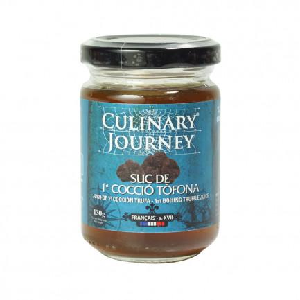 Jugo de 1a Cocción de Trufa (200g), Culinary Journey