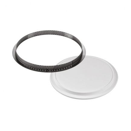 Kit molde para tarta redondo ø230mm, Silikomart