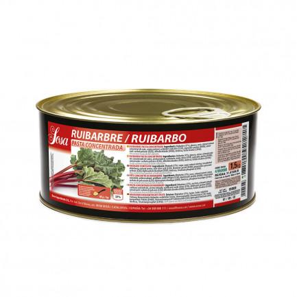 Ruibarbo en Pasta (1,5kg), Sosa
