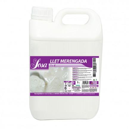 Leche Merengada 1+4 Granita Concept (5l), Sosa