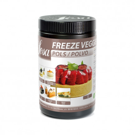 Freeze Veggie Gel (500g), Sosa