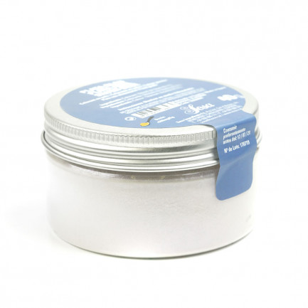 Colorante Metálico Plata Azul (40g), Sosa