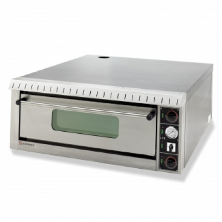 Horno pizza PL-6 230-400V/50-60HZ/3N