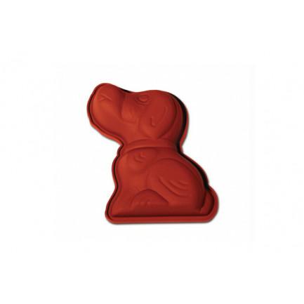Molde de silicona SFT800 Perrito (119x165h32mm) BabyFlex, Silikomart